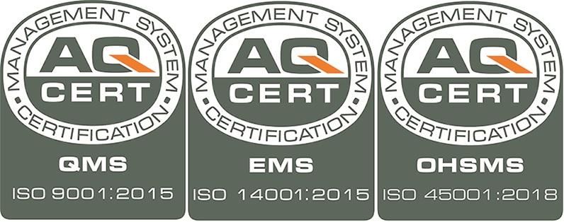 logos certificates